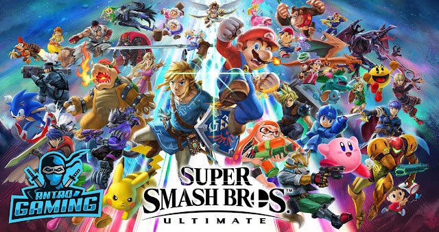 Super Smash Bros Ultimate Nintendo Switch recensione