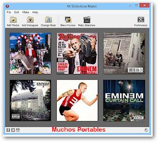 4K Slideshow Maker Portable