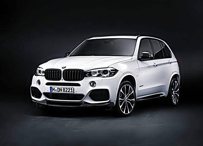 NEW BMW X7 Rendered in 2018