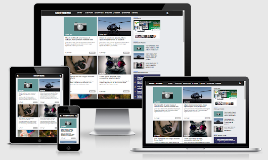 Mostheme Clean, High CTR and Responsive Blogger Template
