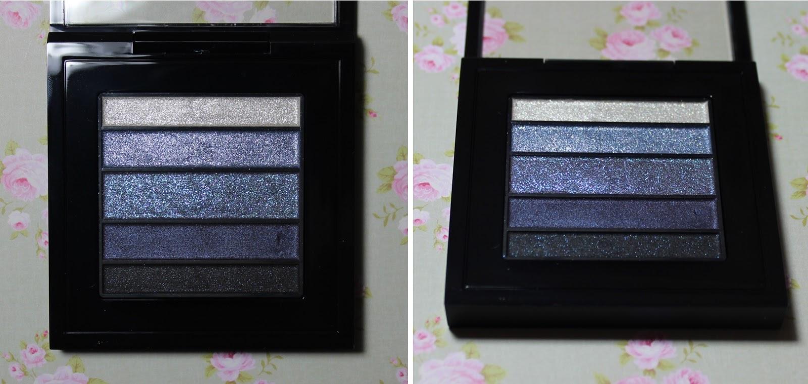 mac bleuluxe veluxe pearlfusion eyeshadow bbloggers