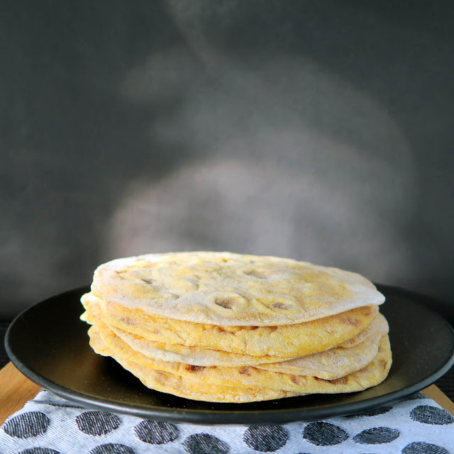 Sweet Potato Roti | pastasciutta.de