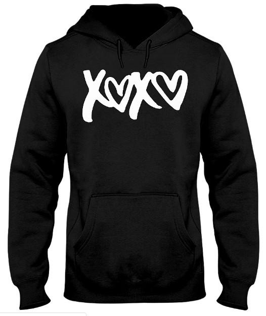 Valentines Shirt XOXO T Shirt Hoodie