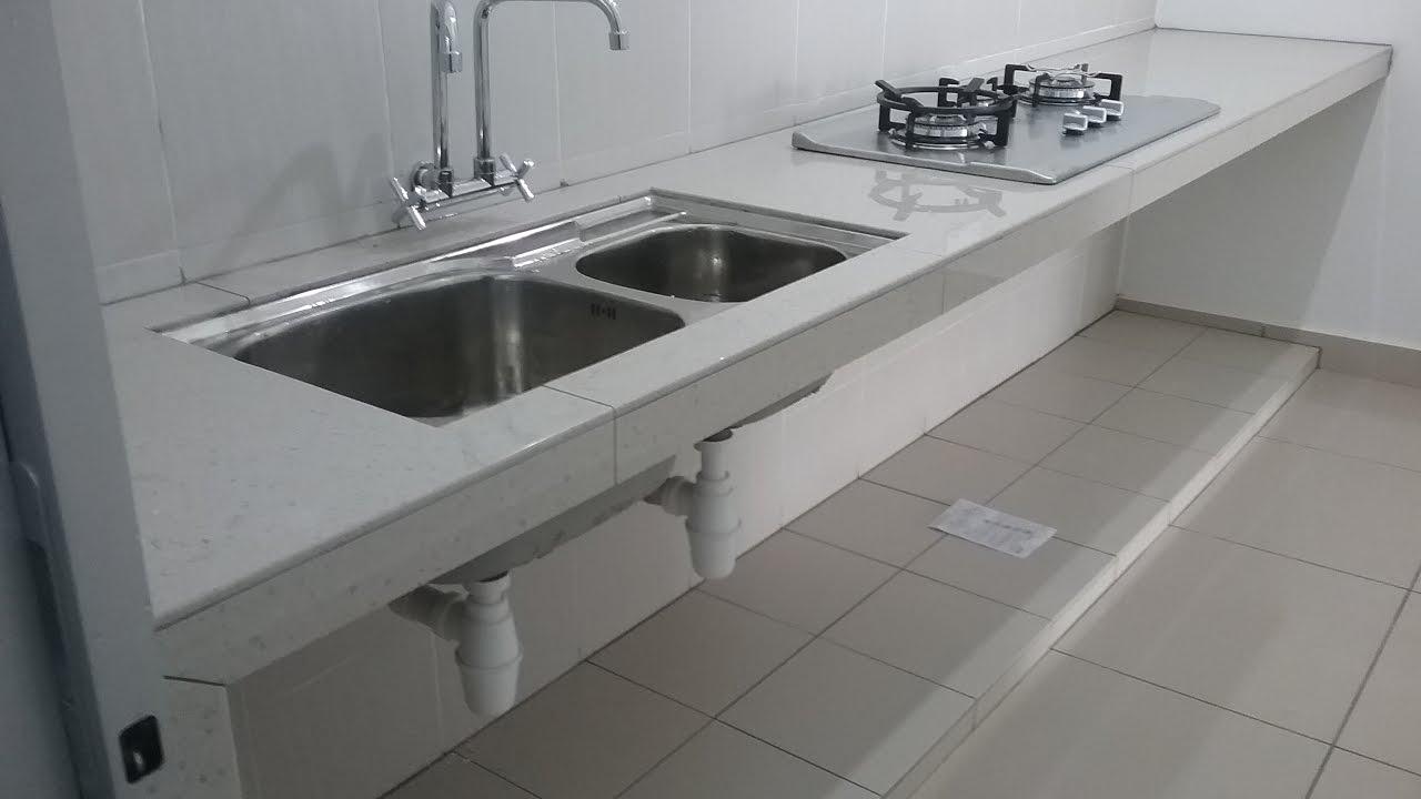1 Pembuatan Meja Dapur Dengan Keramik Granit Kisaran Juta Sampai 2 Meter Lari Biaya Ini Sudah Termasuk Pengecoran Dan Besi2 Pasir