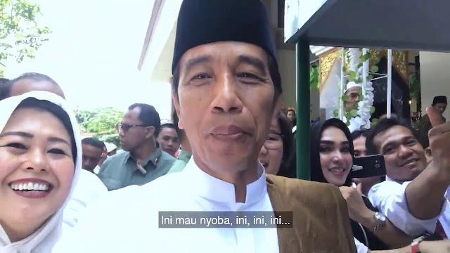 Pujian Yenny Wahid ke Jokowi Kelewat Matang Sampai-Sampai Gosong
