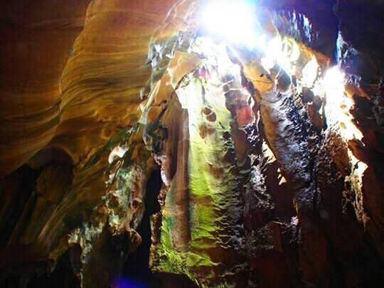 gua batu kapal solsel