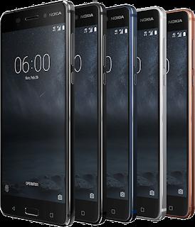 هاتف نوكيا الجديد-نوكيا 6