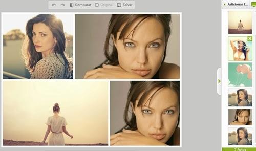 Colagem de fotos gratis