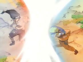 Neji Hyuga vs Naruto Uzumaki