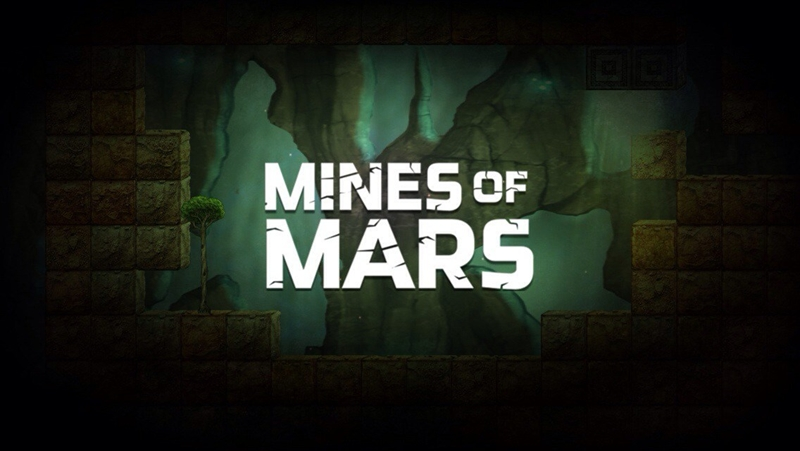 Mines of Mars PC Game Free Download Poster