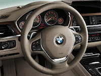 2013 BMW 3-Series (F30) 328i Sedan Luxury Line Interior CockPit