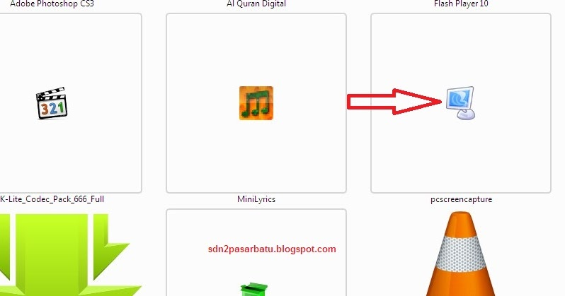 Aplikasi Tangkap Layar Untuk Laptop Terkeren Sdn 2 Pasar Batu