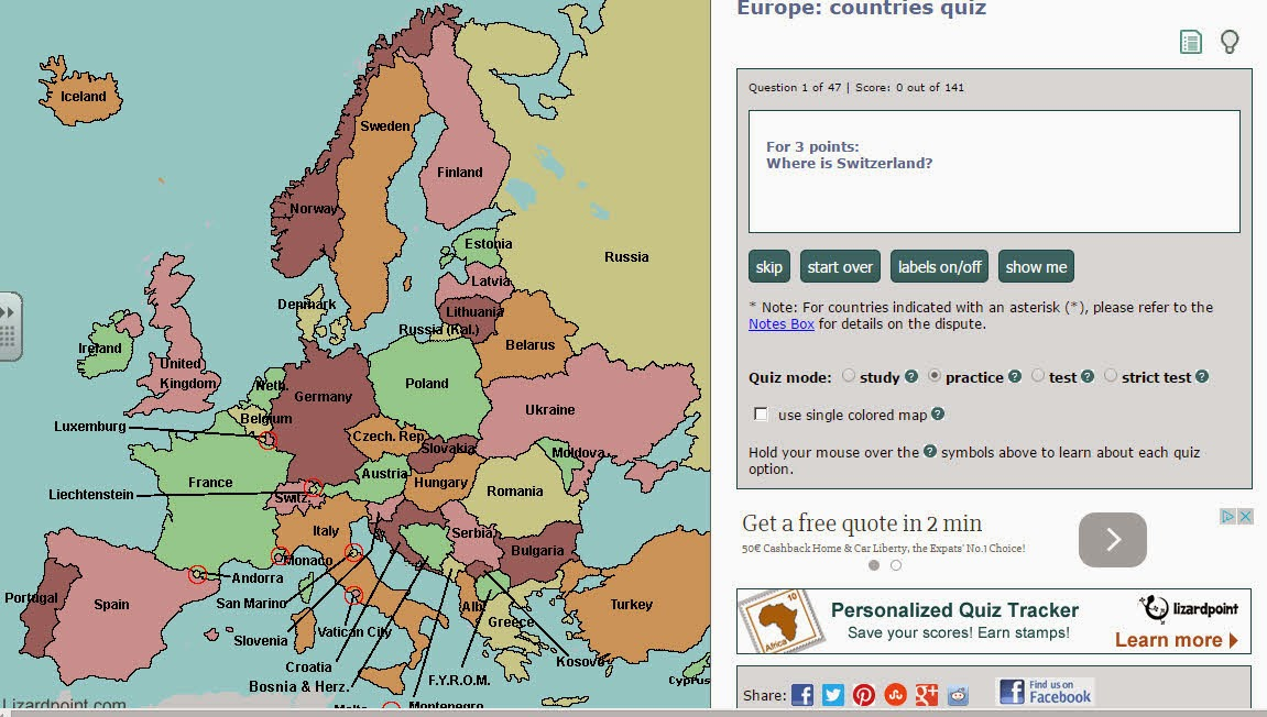 http://lizardpoint.com/geography/europe-quiz.php