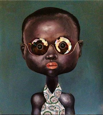 Rainbow XIII (2015), Ndidi Emefiele