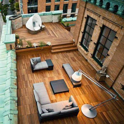 Rooftop Terrace 10