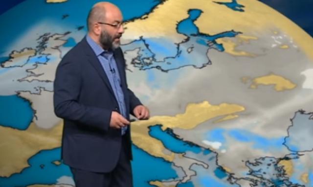 Σάκης Αρναούτογλου: Έρχεται ισχυρή κακοκαιρία τις επόμενες ώρες