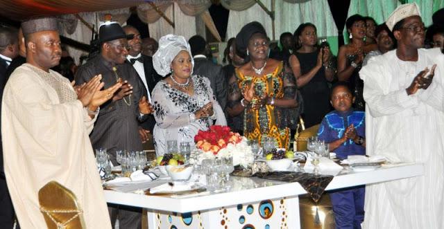 presidential dinner nollywood lagos