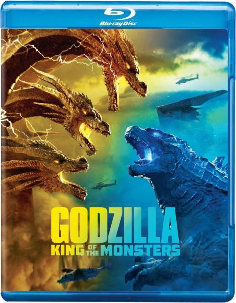 [Movie] Godzilla: King of the Monsters (2019) BRRip 950MB nItRo