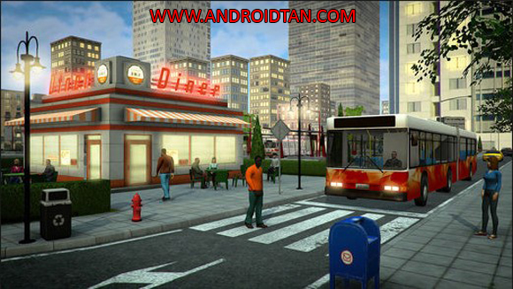Bus Simulator PRO 2017 Mod Apk Unlimited Money