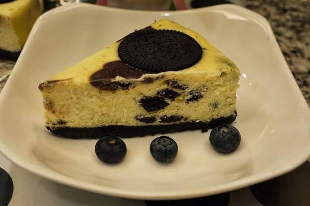 Resepi Oreo Chesee Kek Tanpa Bakar Mudah++