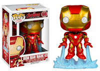 Boneco POP Funko Homem de Ferro (Iron Man) - 66
