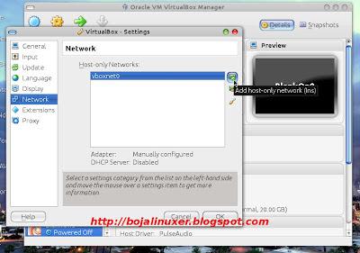 VirtualBox Network