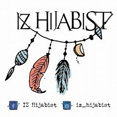 IZ Hijabist   Koleksi Fesyen Muslimah Terkini