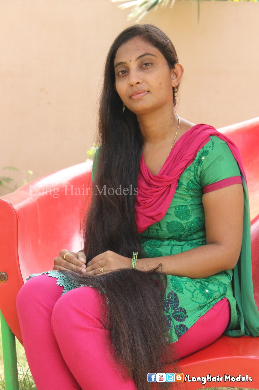 HAIR CARES & STYLES: MODEL HARITHA | LONG HAIR MODELS  HAIR CARES & ST...