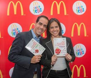 McDonald's Venezuela premiada por su campaña Libros en la Cajita Feliz