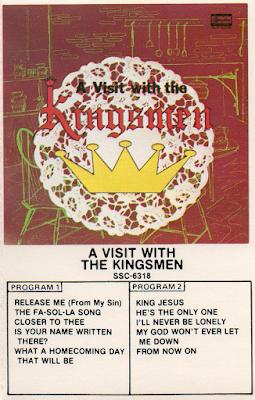 The Kingsmen Quartet-A Visit With The Kingsmen-