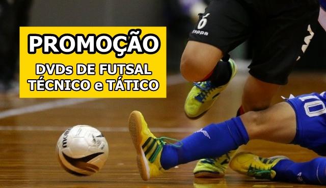 Promoção: Sistema Tático e Sistema Defensivo de Futsal