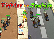 Fighter Vs Zombies