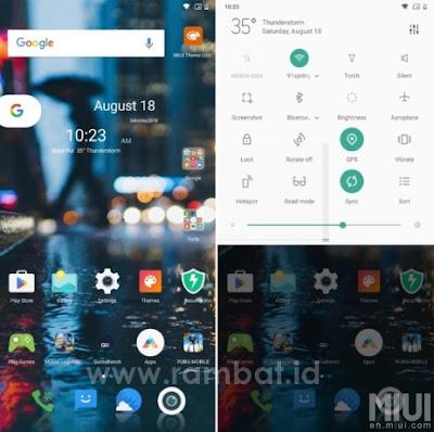 Tema Xiaomi MIUI 8 / MIUI 9 Terbaik dan Populer - PIXEL 2