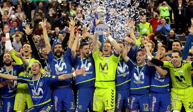 FÚTBOL SALA - Copa de España LNFS 2016 (Guadalajara). Inter Movistar conquista su noveno título, y frente a ElPozo