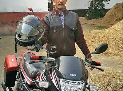 बिहार के लाल ने बनाया ऐसा डिवाइस जिससे बिना हेलमेट पहने नहीं स्टार्ट होगी बाइक
