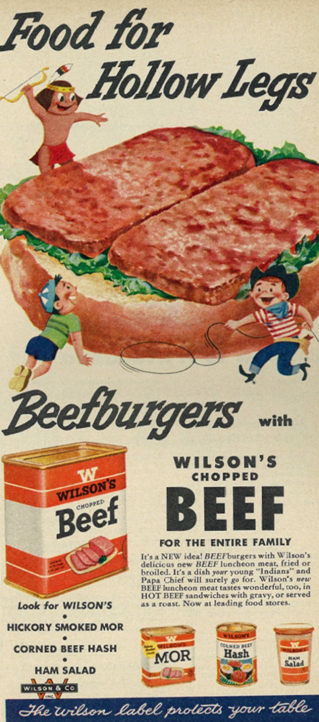 33 Bizarre And Totally Outrageous Vintage Food Ads That Would Never Run Today Everyday