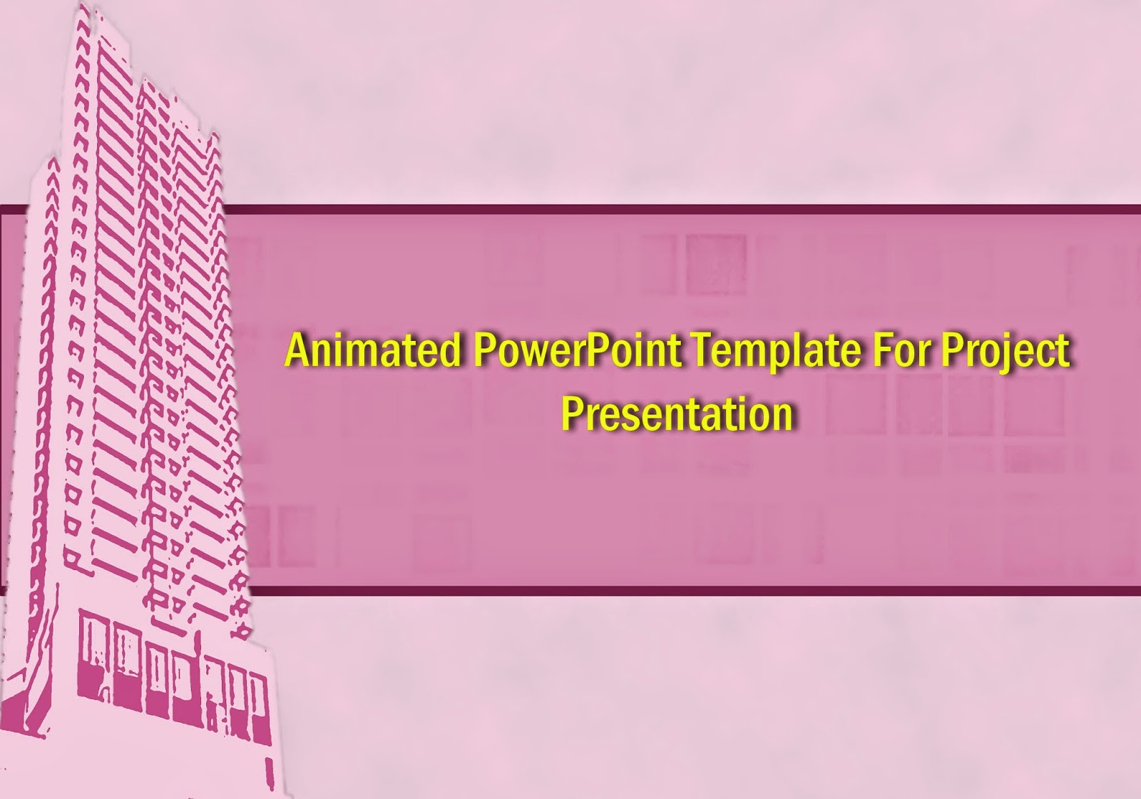 Professional animated powerpoint templates free download for animated powerpoint templates for project presentation alramifo Image collections