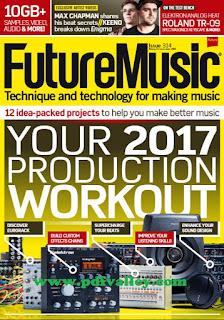 Future Music Magazine February 2017
