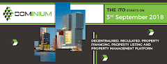 Investment in Property Business, DOMINIUM ITO starts from 25 EUR
