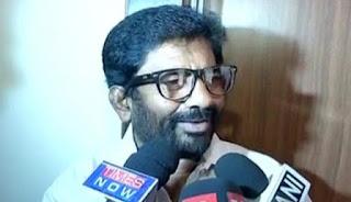 Usmanabad, Maharashtra, Shiv Sena, MP Ravindra Gaikwad, Shut down, Air India