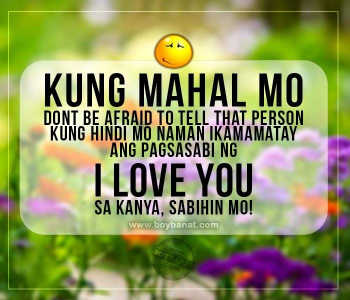 Tagalog sitater para sa dating kaibigan