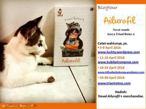 Blogtour Ailurofil