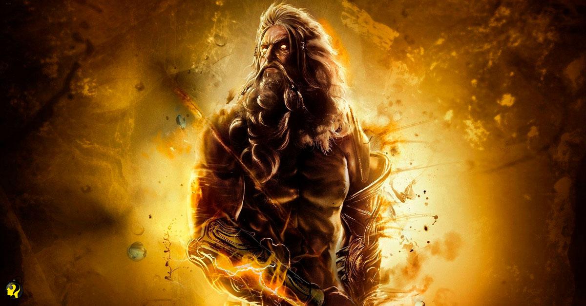 Zeus - Deus Grego  (História Parte 2)