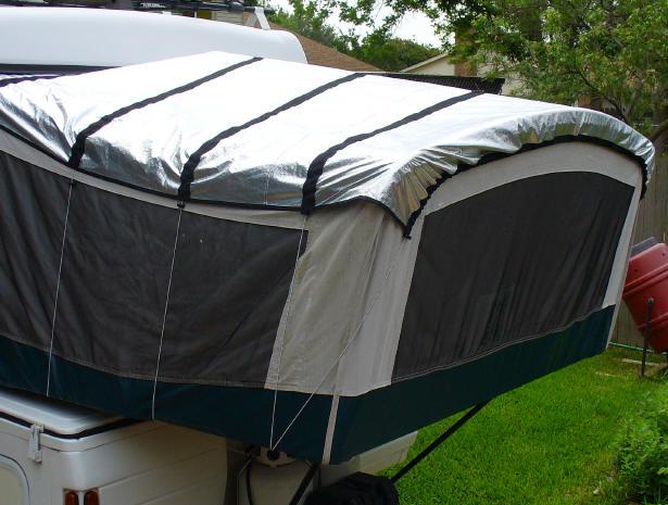 Adventures In Camping April 2012