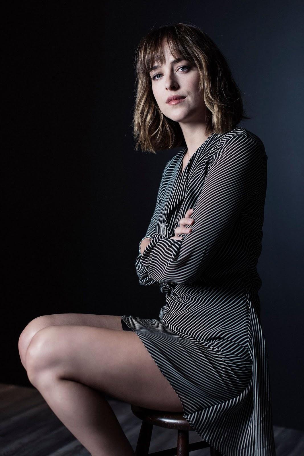 3 5 M To Feet New Hq Pictures Of Dakota S Photoshoot From Tiff Dakota