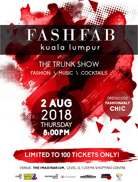 FASHFAB KL FEATURING LILY & ORKID, FASHION SHOW, THE TRUNK SHOW,