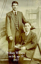 My great uncle William Williams