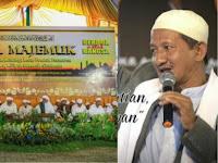 Pesan-pesan Sejuk KH Agus Ali Masyhuri Pada Acara Haul Majemuk Pesantren Sukorejo