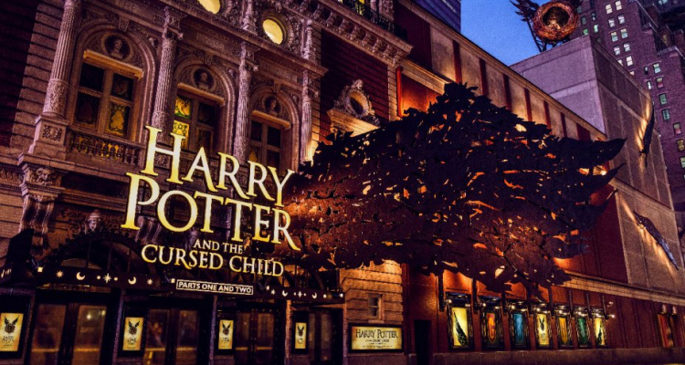 Harry Potter and the Cursed Child Swept the Tonys