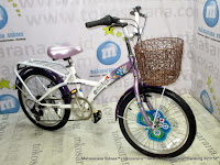 City Bike WIMCYCLE CRUISER ELECTRA 6 Speed 20 Inci